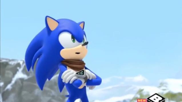 Sonic Boom season two episode 6
