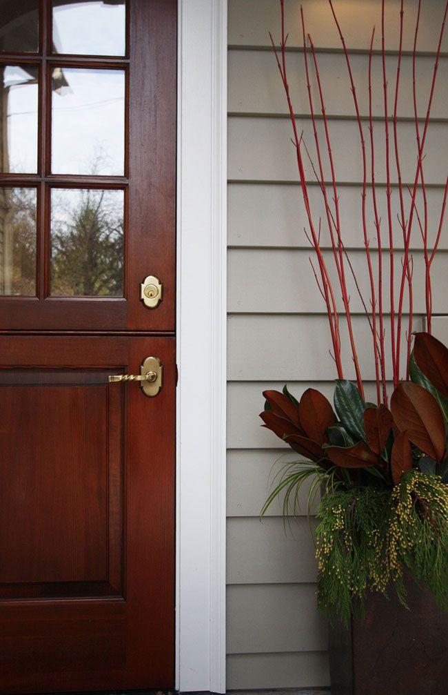 Exterior Of Mudroom Addition In Portland Oregon I Love The Porch: Mudroom Addition & Remodel By General Contractor