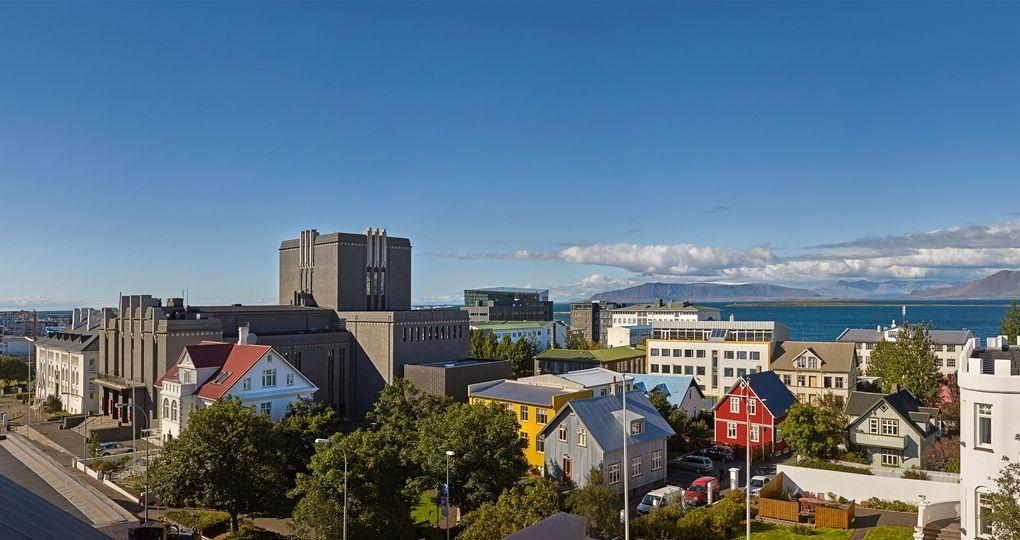 Icelandic Getaway Canopy By Hilton Reykjavik City Centre