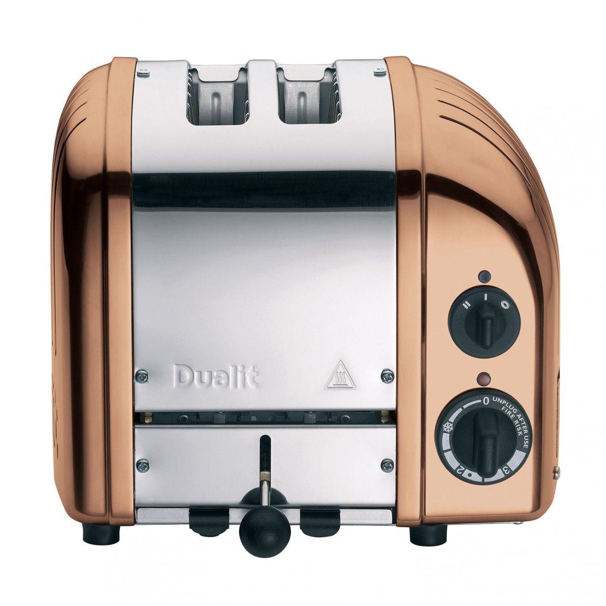MONOQI | 2-Schlitz Toaster - Kupfer | Küche | Pinterest | Toasters