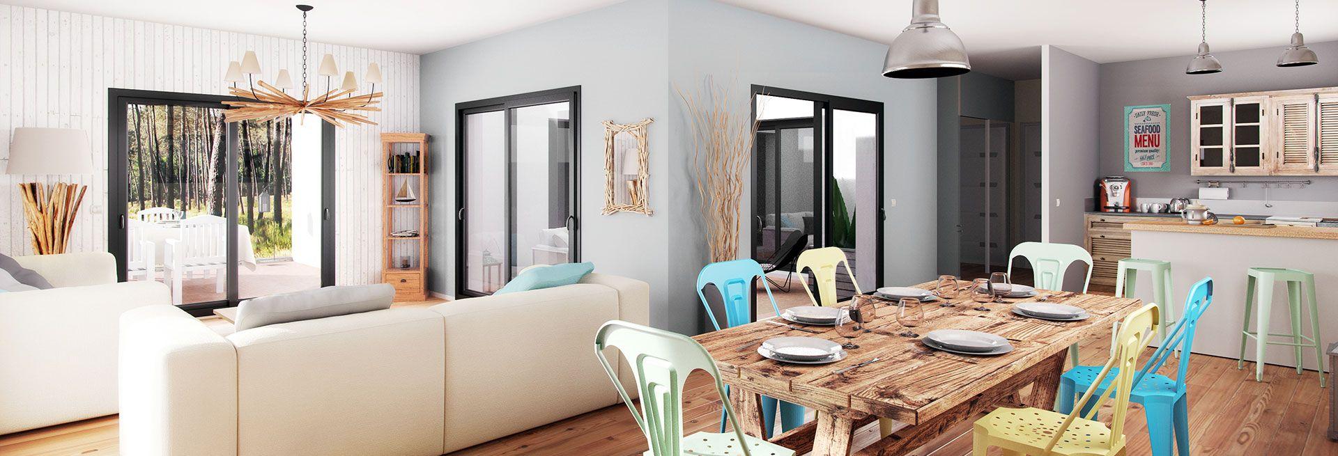 Choisir Couleur Villas comme constructeur pour sa maison c'est l'assurance de choisir un constructeur d'expérience engagé.