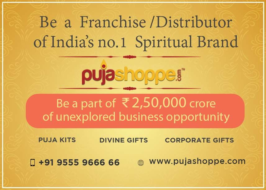 Out of the many businesses, the smartest idea is to open a franchisee of pooja items. Do you know why? Read on this blog for more information.