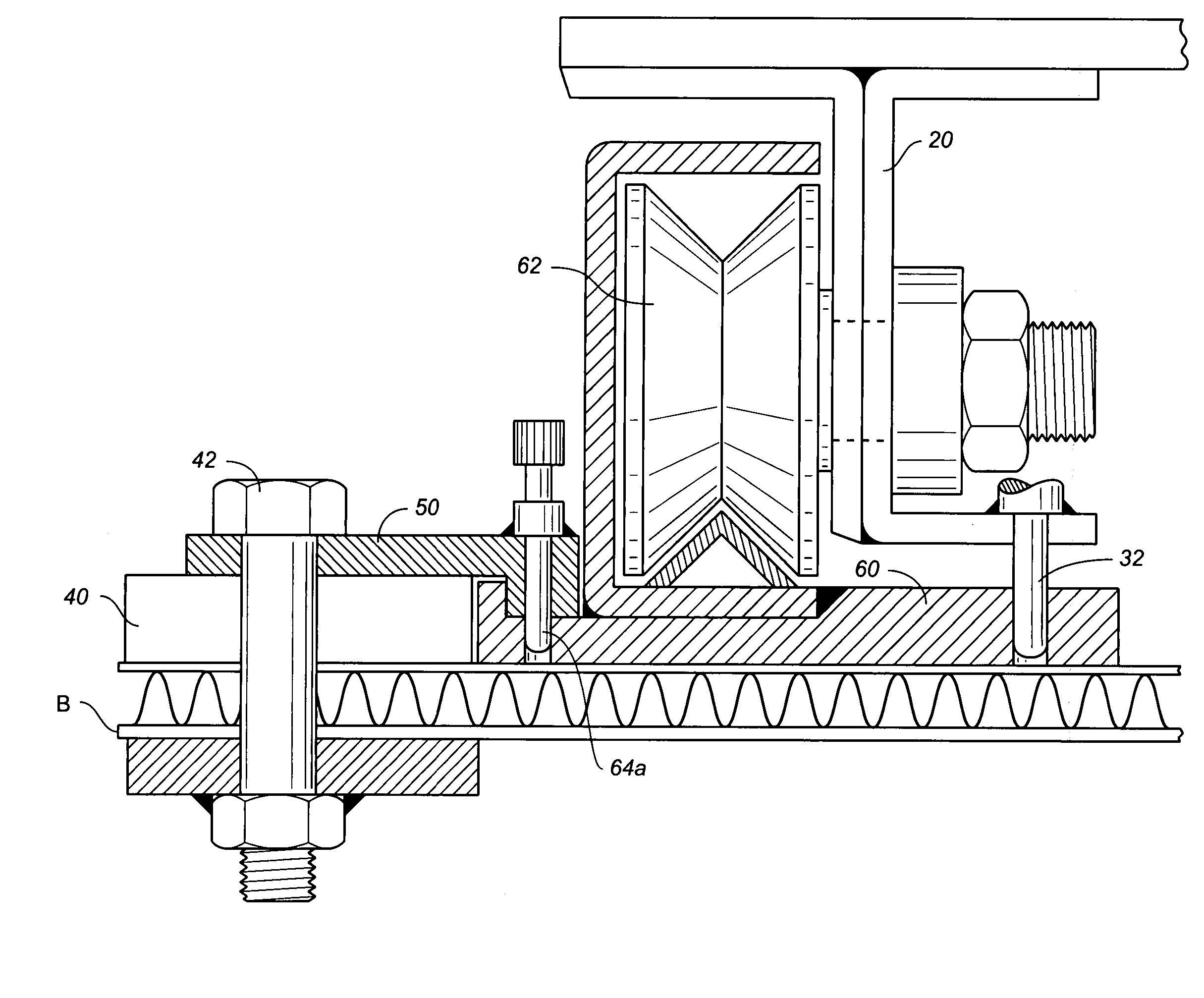 Truck Bed Slide Plans Roller Detail