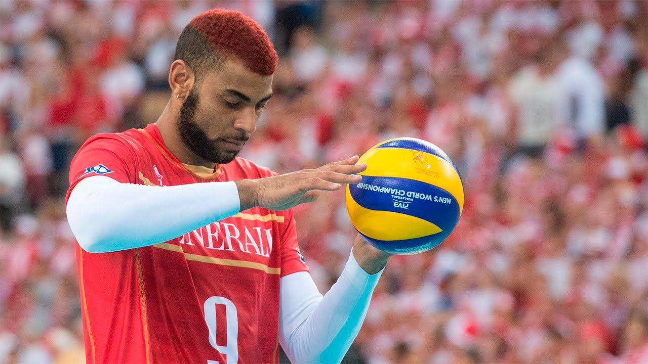 Top 20 Best Volleyball Spikes Earvin N Gapeth Rap N Gapeth Volleyball Youtube Rap