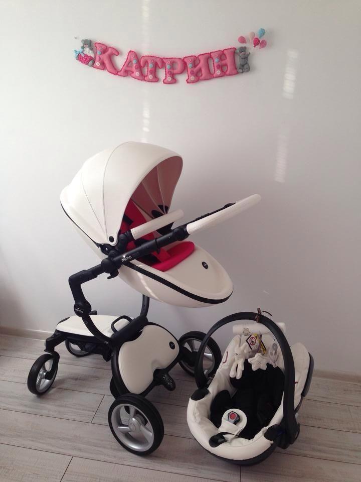 Milena In Bulgaria Shared This Photo Of Her Daughter Katrins Snow White Xari And Matching Mima IZi Go Car Seat
