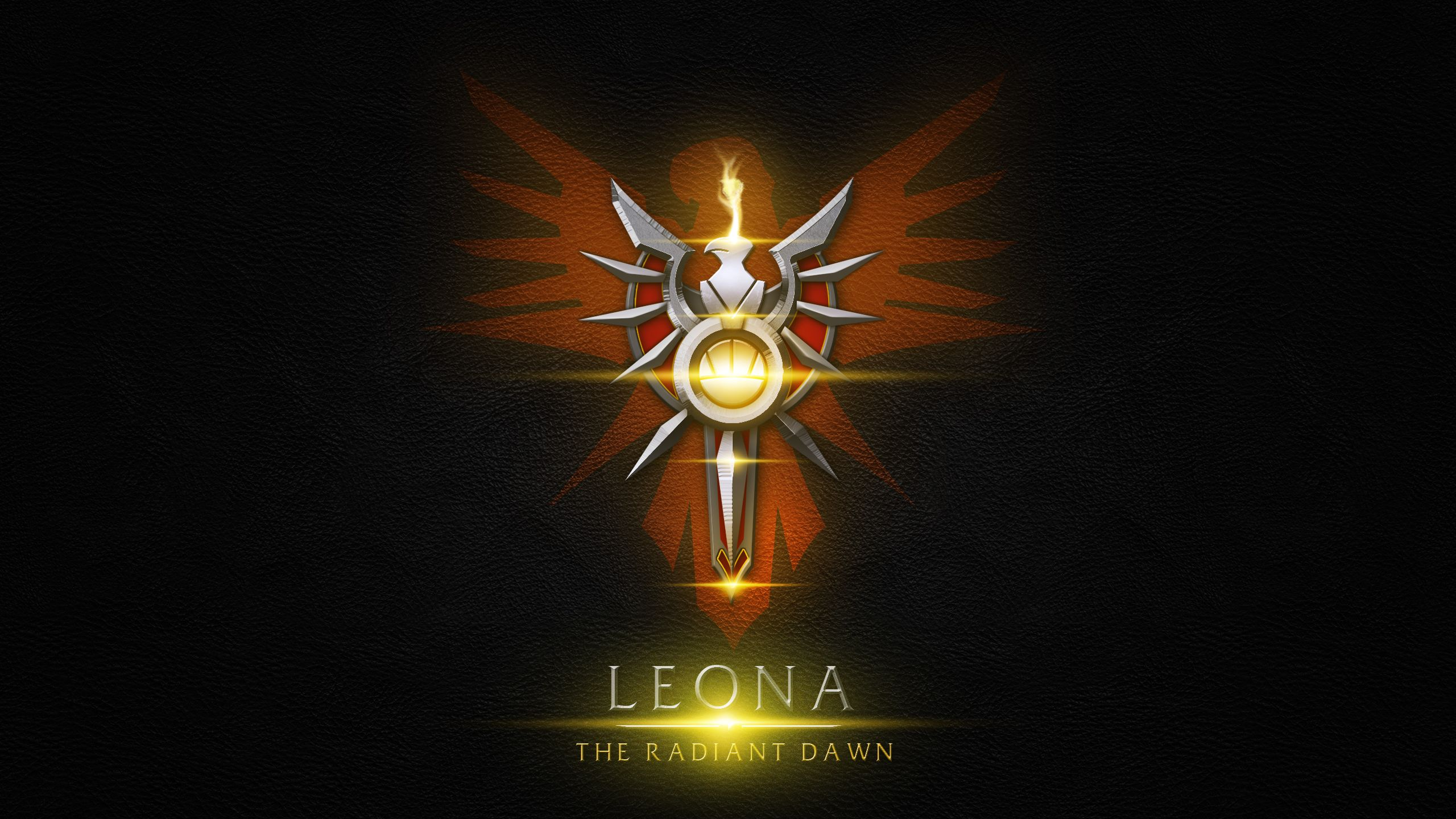 Leona Lol S4 Etc Games Stuff Pinterest League Of Legends