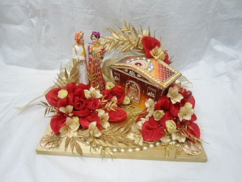 Indian Wedding Decoration Gift Ideas: Interesting Display