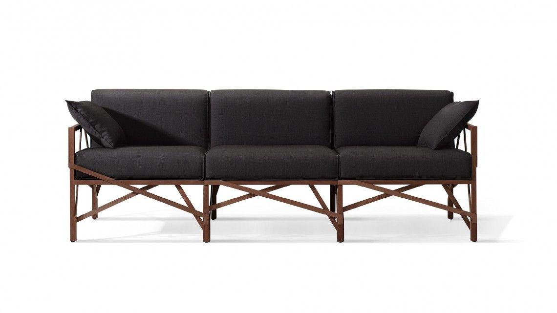 Designermöbel sofa  Allumette Sofa und Sessel - Röthlisberger Kollektion | Schweizer ...