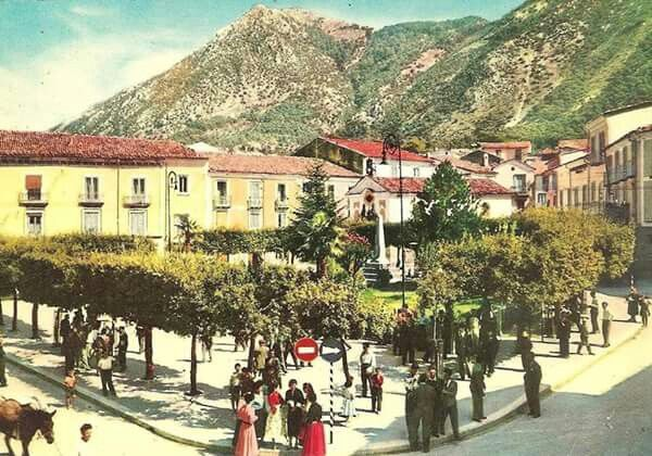 Bagnoli Irpino | Sitios