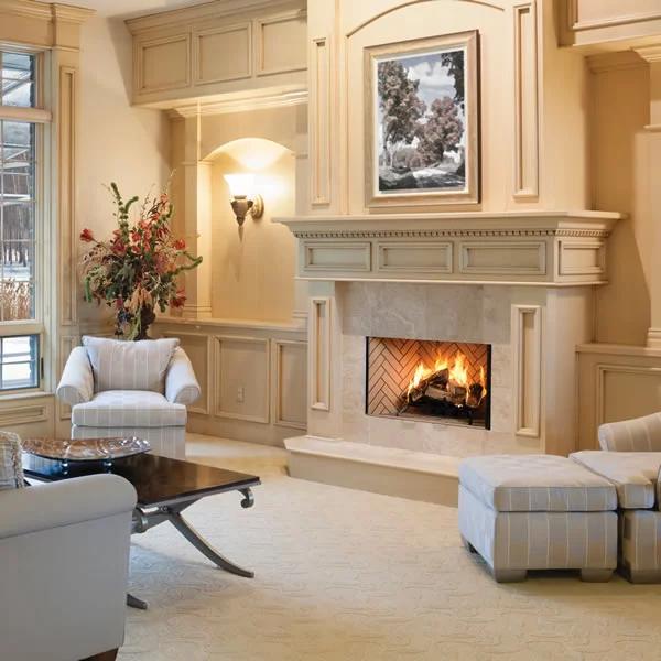 Superior Wrt4000 Wood Burning Fireplace Superior Products
