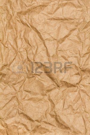 Arrugado De Papel De Fondo Textura Hoja De Papel Del Arte Color Marron La Textura De Papel Arrugado Textura Papel Sobres De Papel Hojas De Papel
