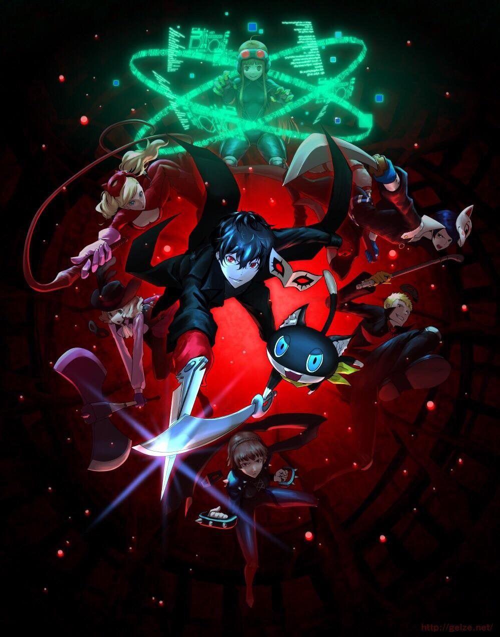 Pin by Erik Cordova on Persona 5 Persona 5, Anime, Persona