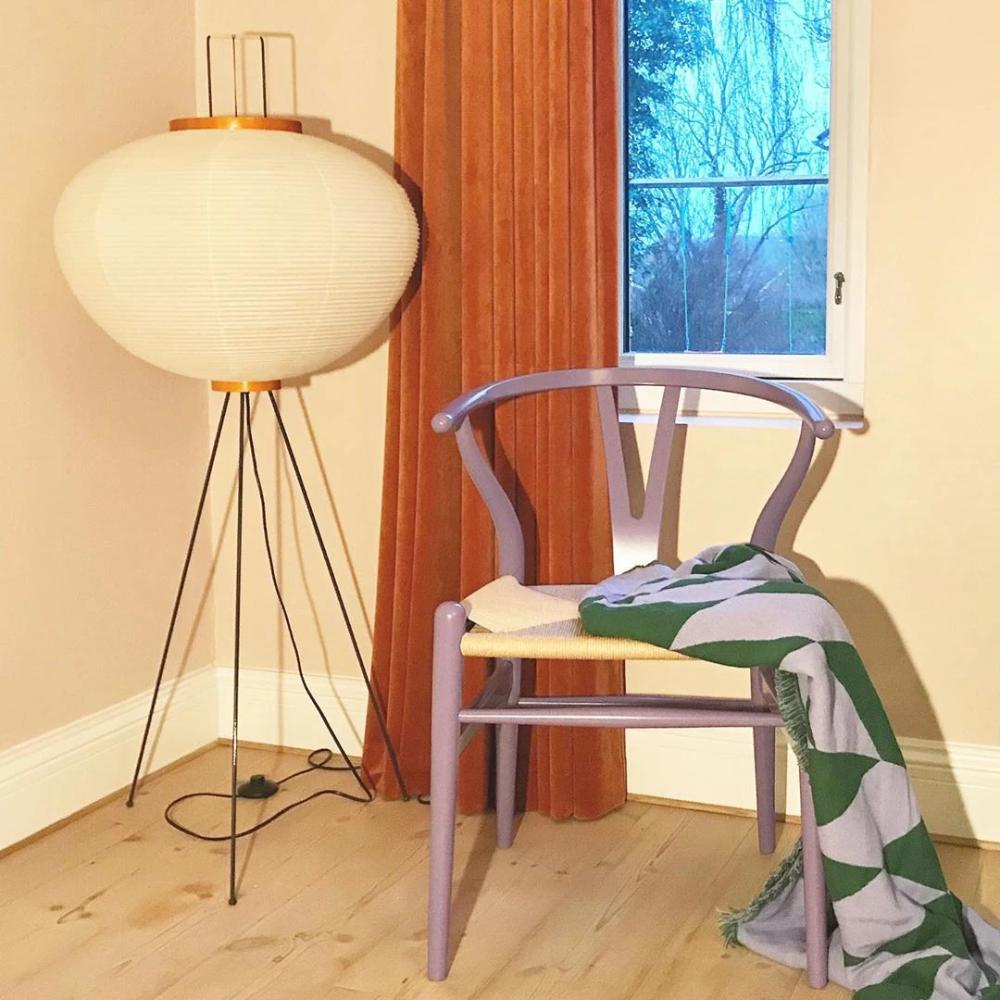 Akari 10a Floor Lamp Akari Floor Lamp Mooielight In 2020 Floor Lamp Iron Lighting Lamp