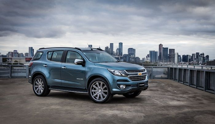 2018 Chevy Trailblazer Release Date Price cars