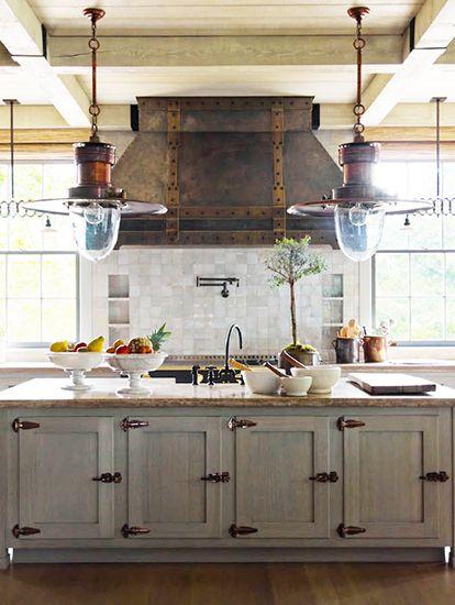 Decor Trends Industrial Kitchen Design Steampunk Kitchen Kitchen Design