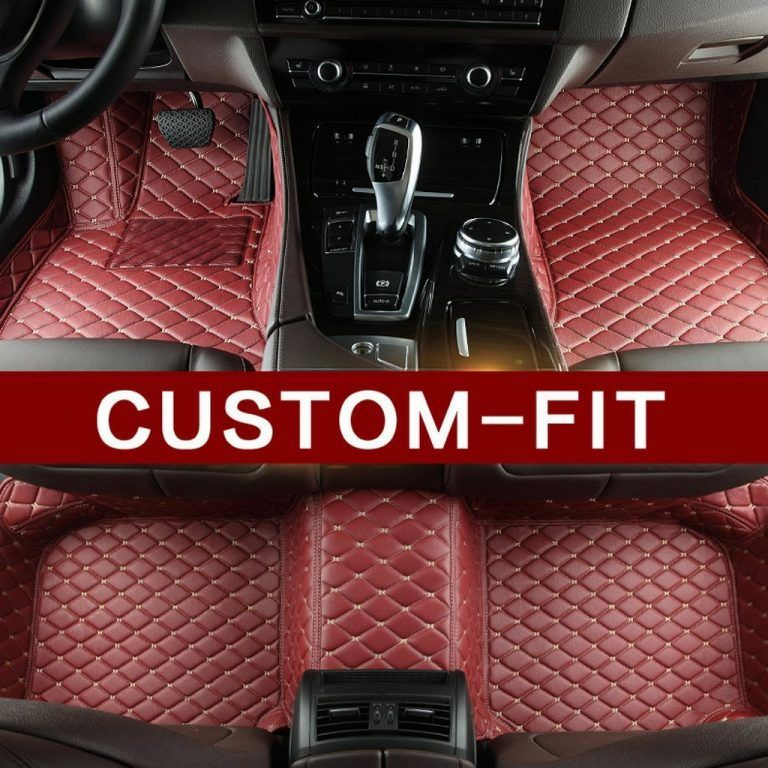 Luxury Custom Fit Car Floor Mats Royal Auto Mats Fit Car Luxury Diamonds Car Mats