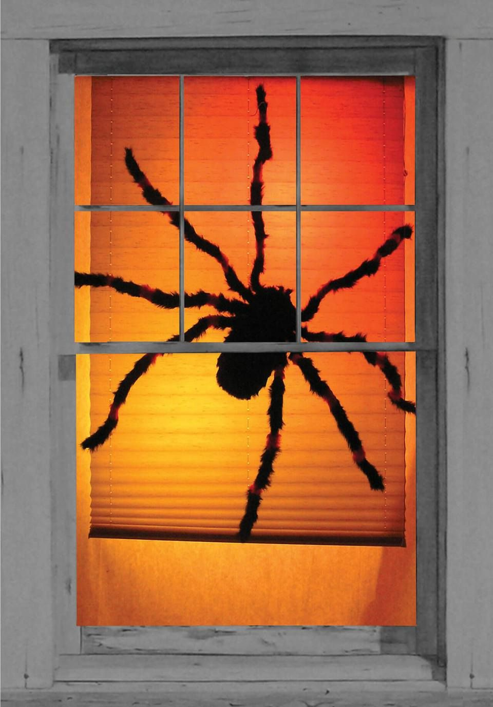 31+ Scary Halloween Window Decoration Ideas That You Need To Do - halloween window decor