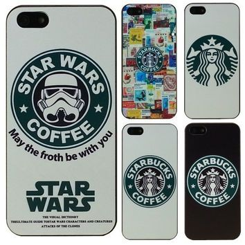 f784d796161 Hot Starbucks Star Wars coffee design phone case | Cell phone ...