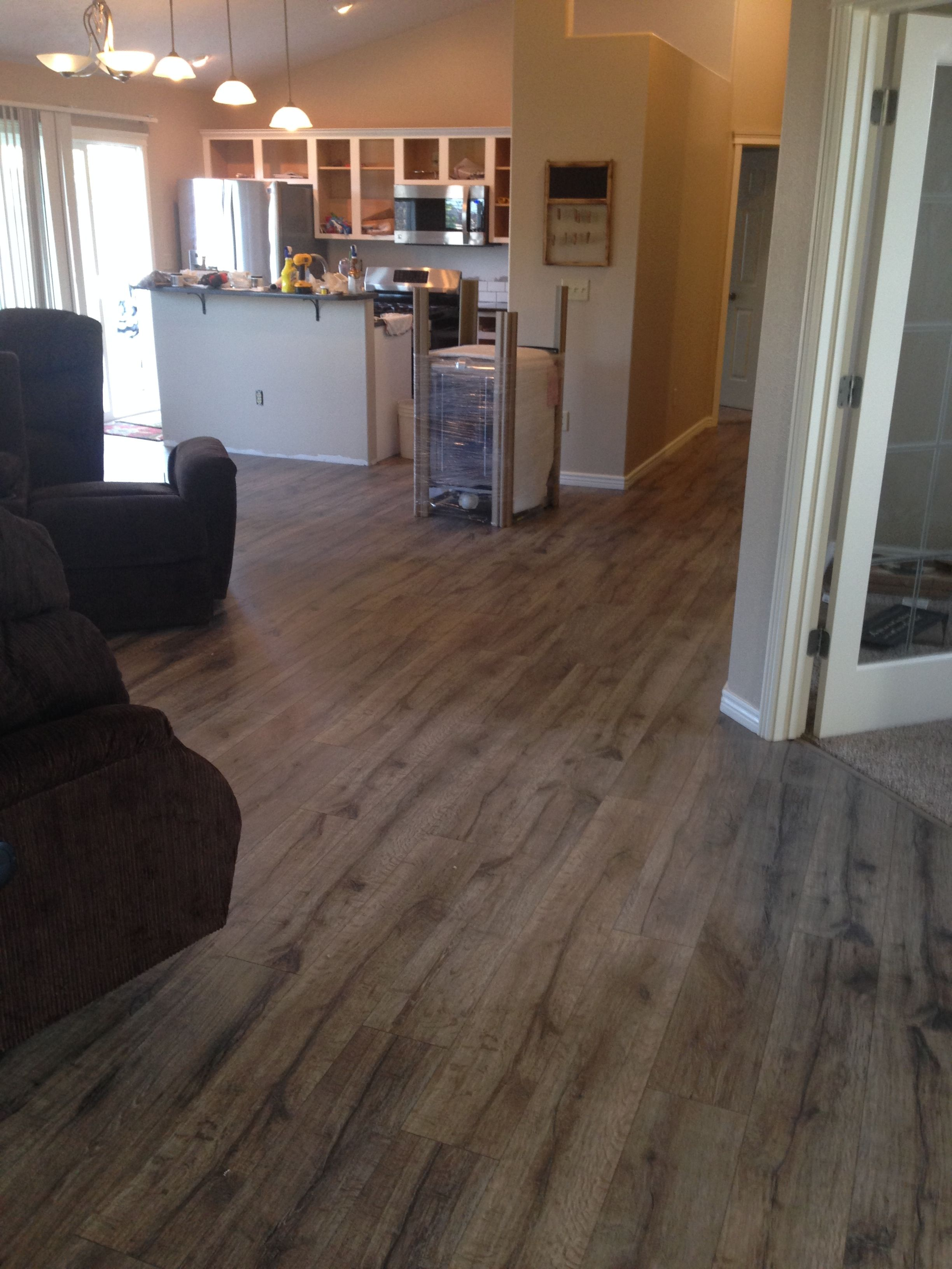 Quick Step Reclaime Heathered Oak Uf1574 Photo