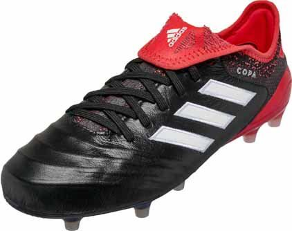 finest selection f06ba bcb2e Cold Blooded pack adidas Copa 18.1 FG Soccer Shoes. Get a pair from  www.soccerpro.com