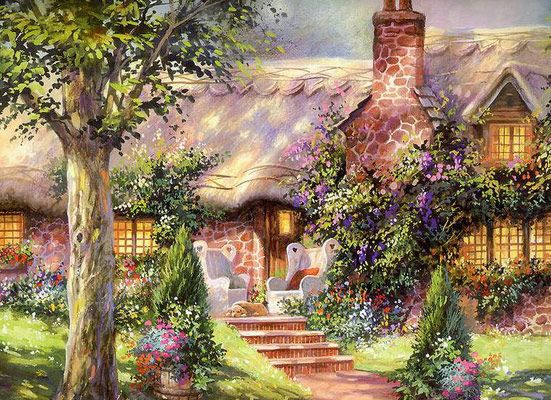 Fair Tale House Home Pictures House Beautiful Fairies