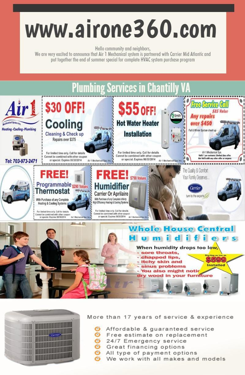 For More Information, Visit Us Heating Air Conditioning