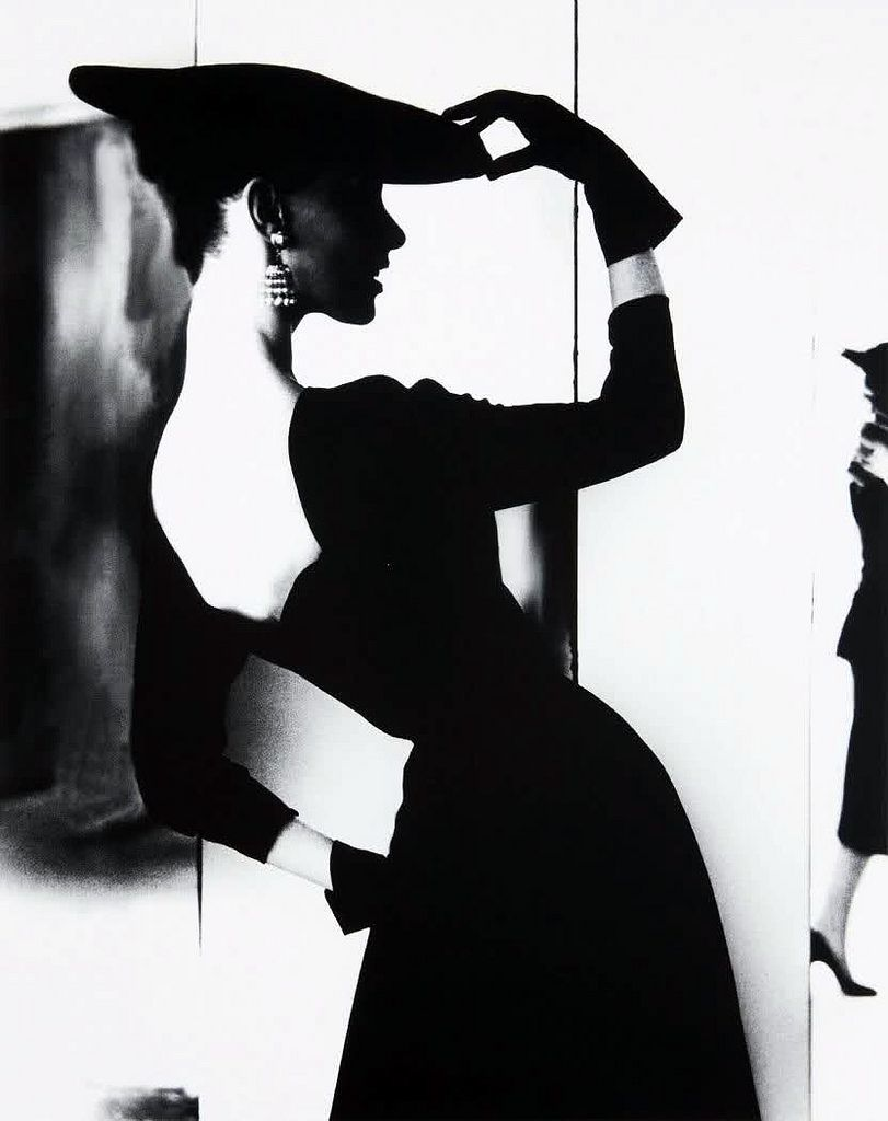 Fashion 1940's - 1960's by Lillian Bassman