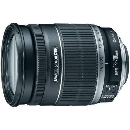 Canon Ef S 18 200mm F 3 5 5 6 Is Zoom Lens Uv Filter And Hood Canon Dslr Camera Zoom Lens Canon Dslr