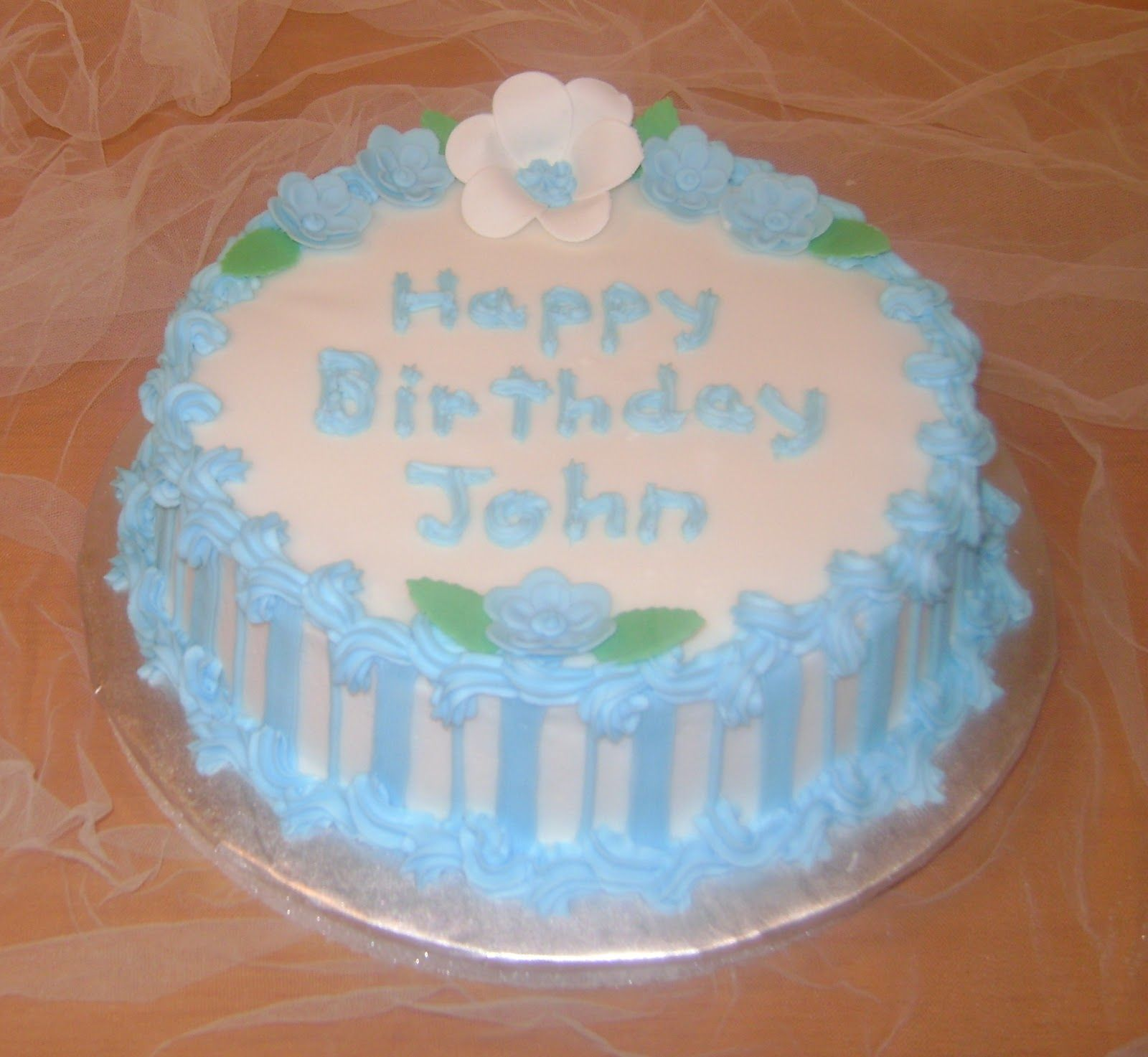 Remarkable Happy Birthday John With Images Happy Birthday John Cake Personalised Birthday Cards Sponlily Jamesorg