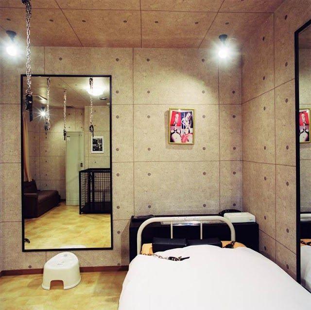 Os Love Hotels no Japão: locais para encontros sexuais com muita imaginação! - Chiado Magazine