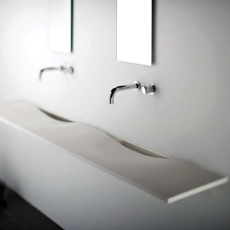 Beautiful sinks u2039ONDA WASHPLANESu203a Badezimmer-Armaturen - moderne armaturen badezimmer