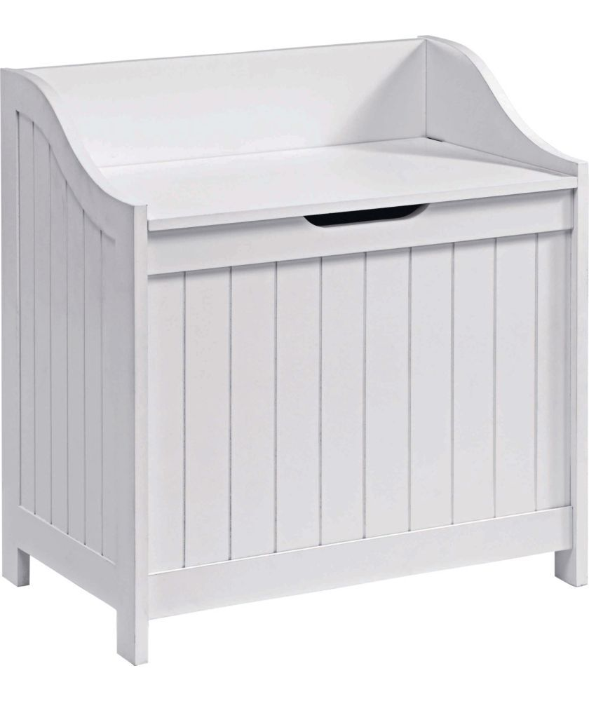 Buy Argos Home 60 Litre Monks Bench Style Laundry Box ...