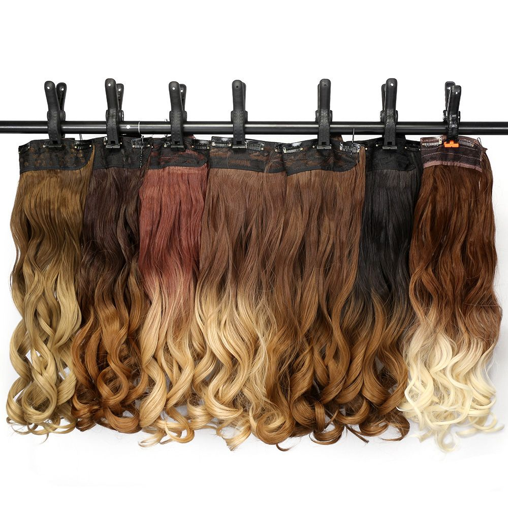 Beautiful Wavy Synthetic Hair Extension Price 1242 Free