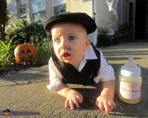 Rum Runner - Halloween Costume Contest at Costume-Works Baby - halloween costume ideas cute