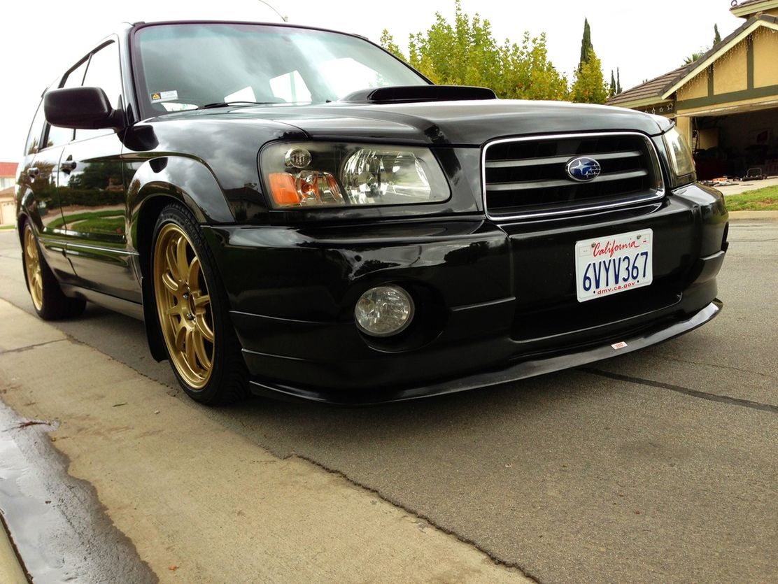FT: (For Trade) CA:(SoCal) 2004 Forester XT...STi Content...5 speed - NASIOC