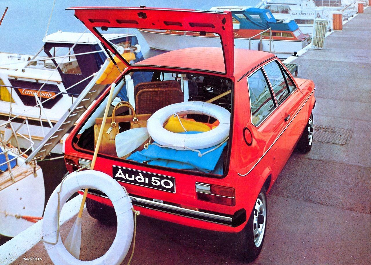 1976 Audi 50 LS #audi (mit Bildern) | Vw polo, Vw polo 86c ...