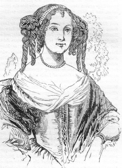 Jean Hamilton Kennedy of Haddington, Countess of Cassillis