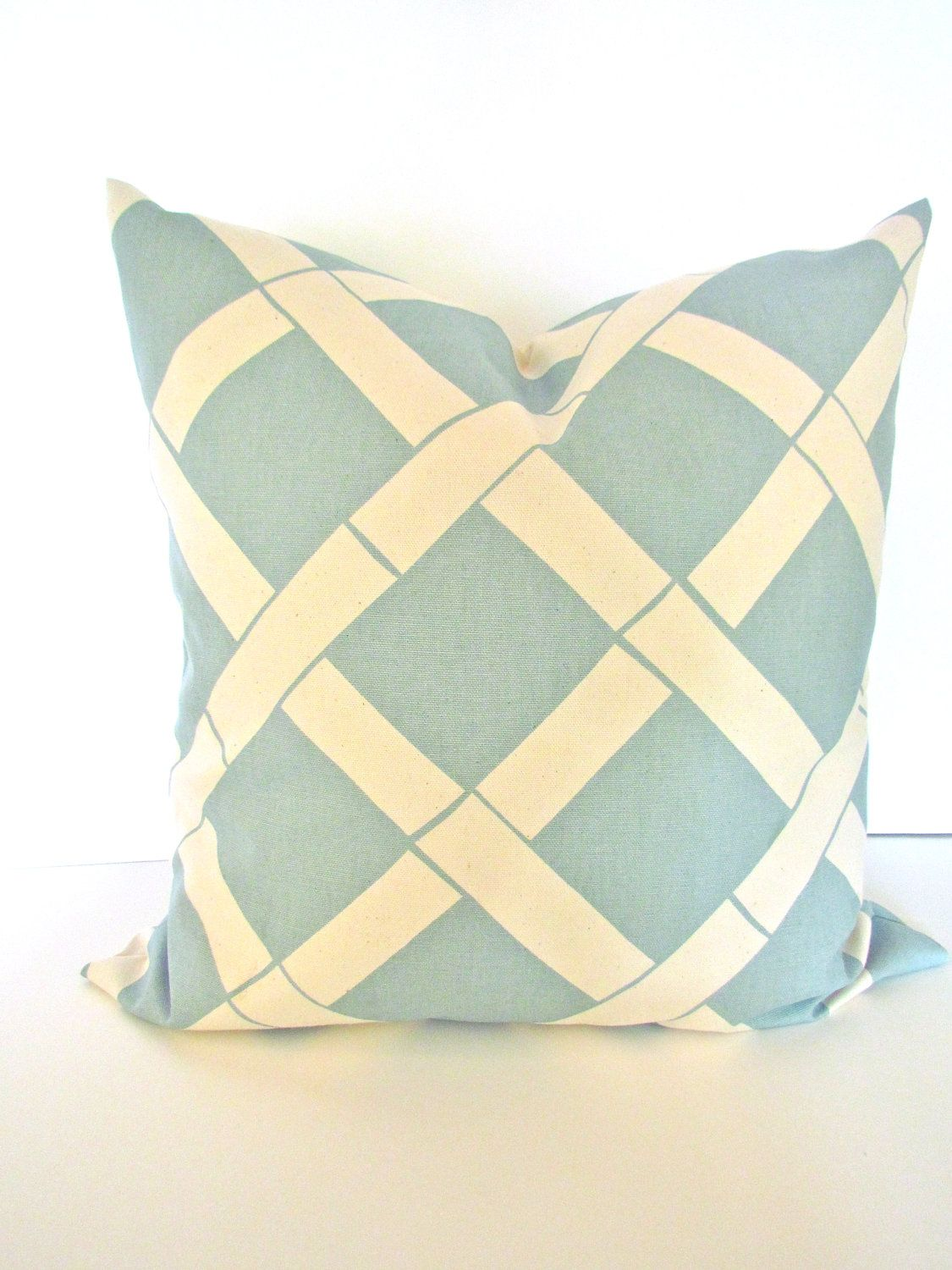 Pillow Cover 20x20 Throw Pillow Covers Spa Blue 20 X 20