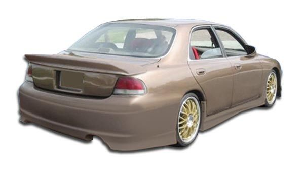 1993-1997 Mazda 626 Duraflex Titan Side Skirts Rocker Panels - 2 Piece (Clearance)