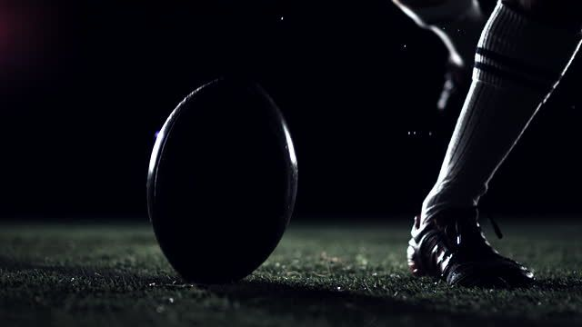 Rugby Ball Slow Motion Google Search