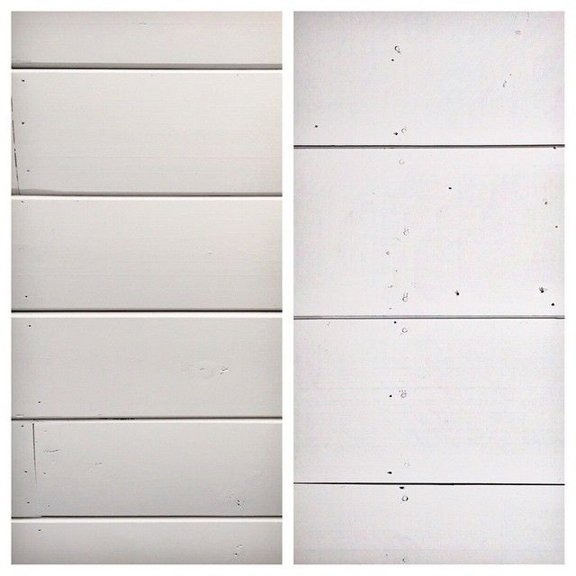 Dreamy Whites Lifestyle On Instagram Shiplap Vs Tongue And Groove Planks Shiplap Are The Planks On The Lef Tongue And Groove Shiplap Tongue And Groove Walls