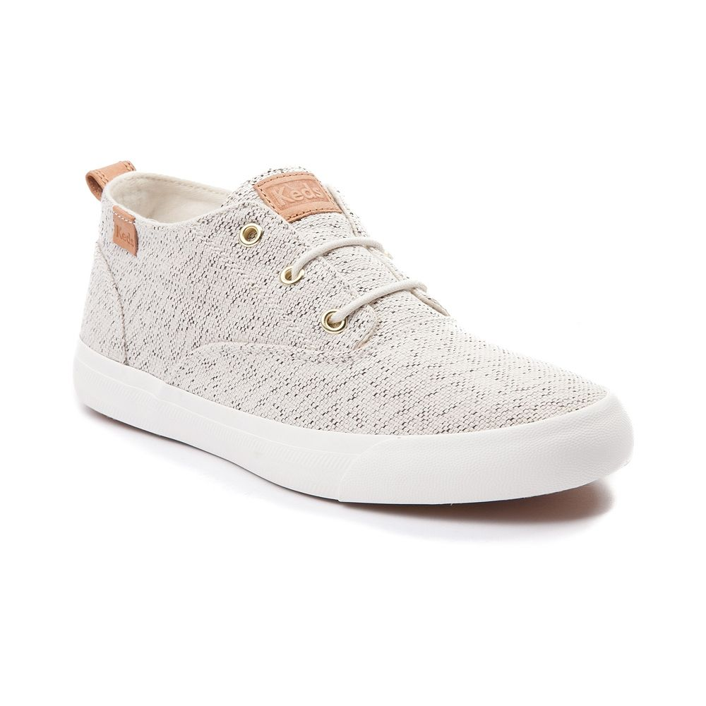 0715f80e6eefd Womens Keds Triumph Mid Salt and Pepper Casual Shoe | shoes in 2019 ...