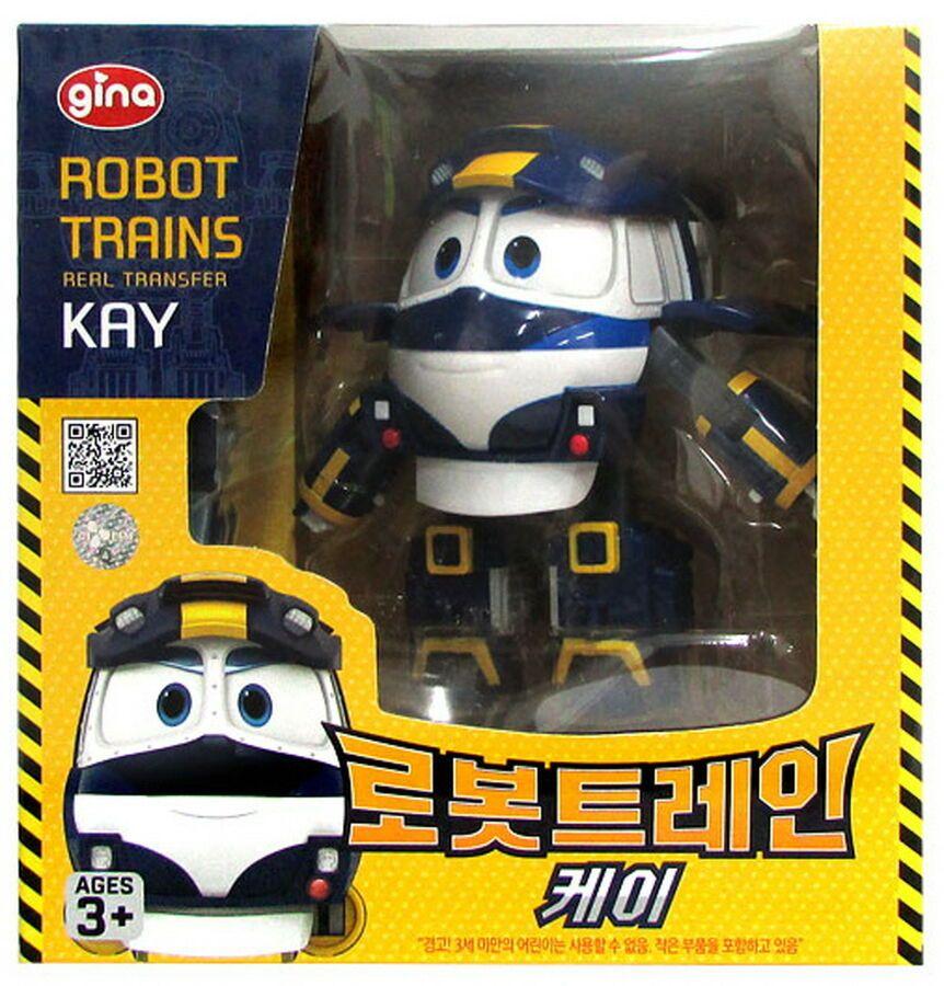 Figure 8 Cars For Sale: Robot Train KAY RT Transformer Train Robot Toy Car/Korea