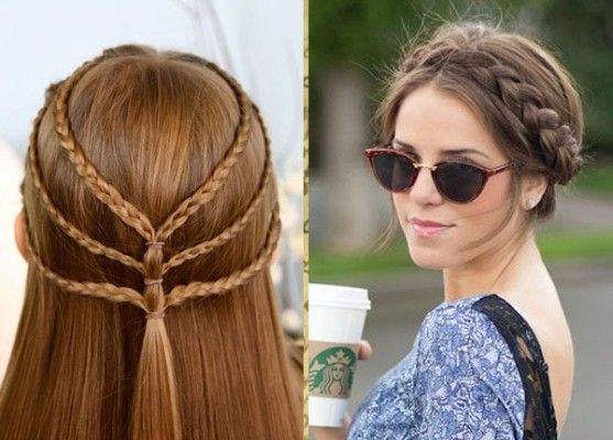 Topete Com Trança Lateral Pesquisa Google Hairstyle