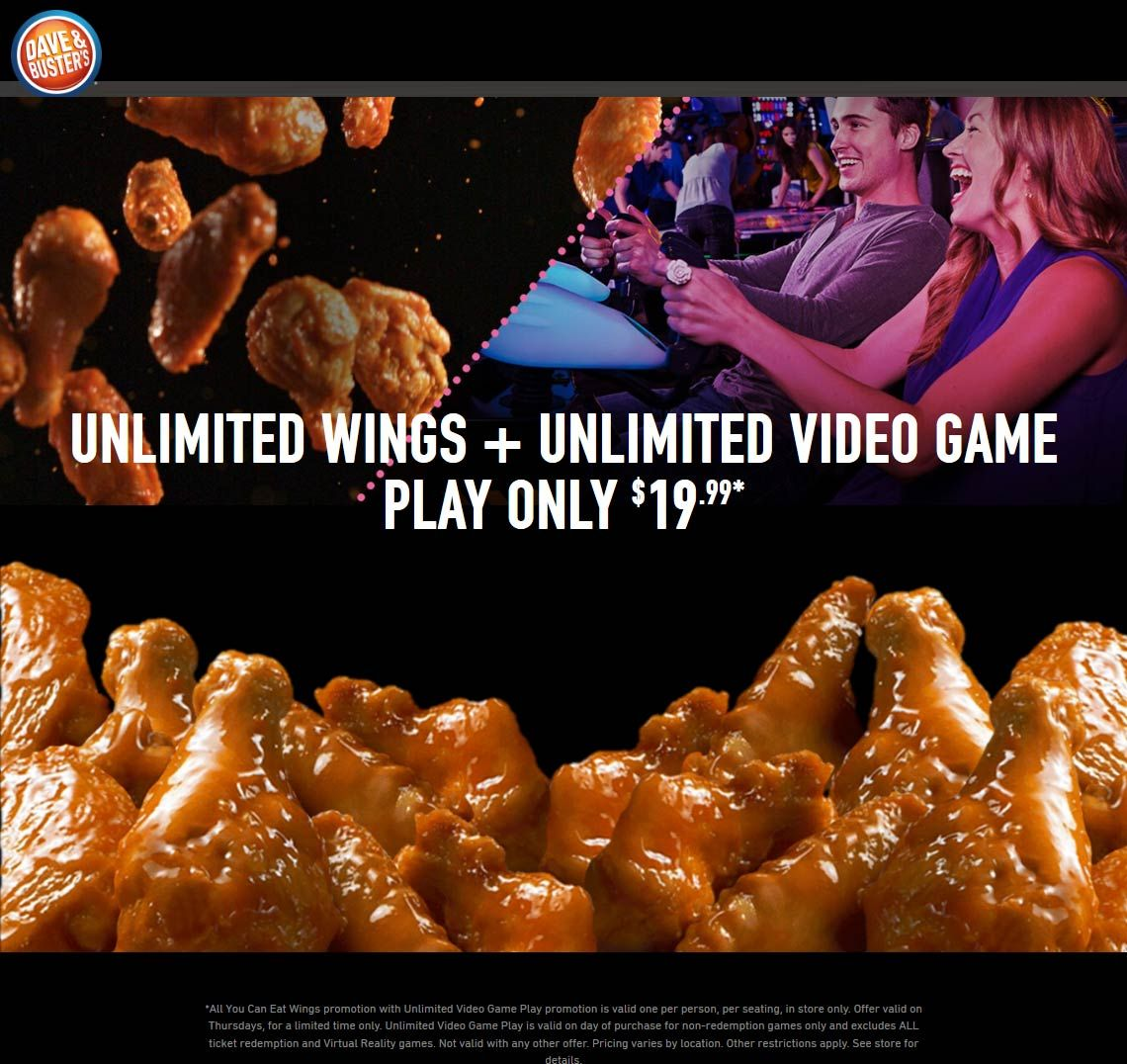 Pinned August 5th Bottomless wings games = 20 Thursday