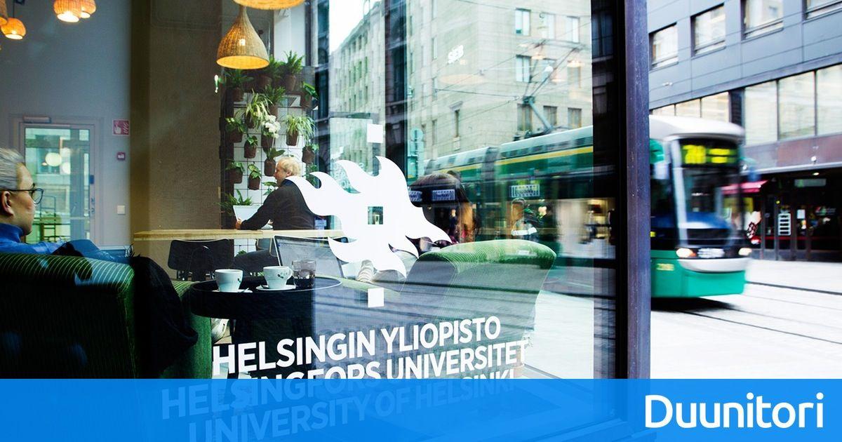 Kaksi henkilöstökoordinaattoria Helsingin yliopistoon, Helsingin yliopisto, henkilöstöpalvelut