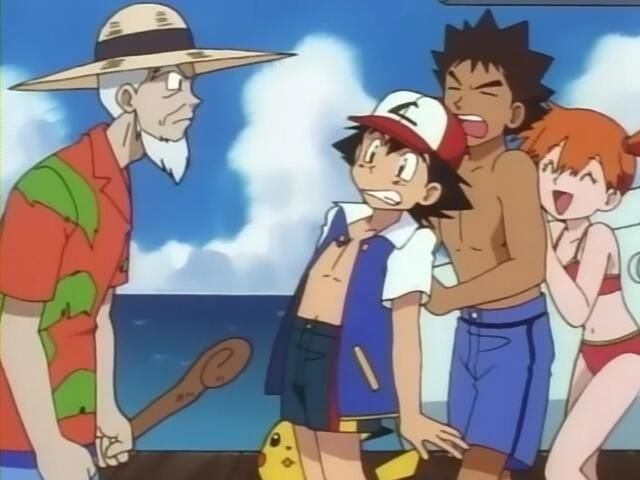 There S A Banned Episode Of Quot Pok 233 Mon Quot Where Misty Enters A