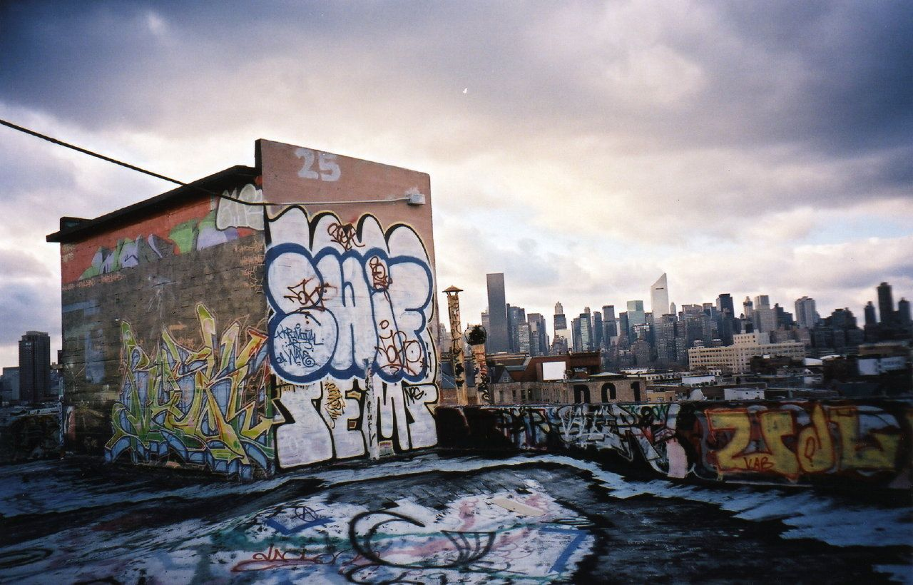 Graffiti wall in queens ny - Dope Graffiti New York In Pictures Just Good Dope Graffiti 2