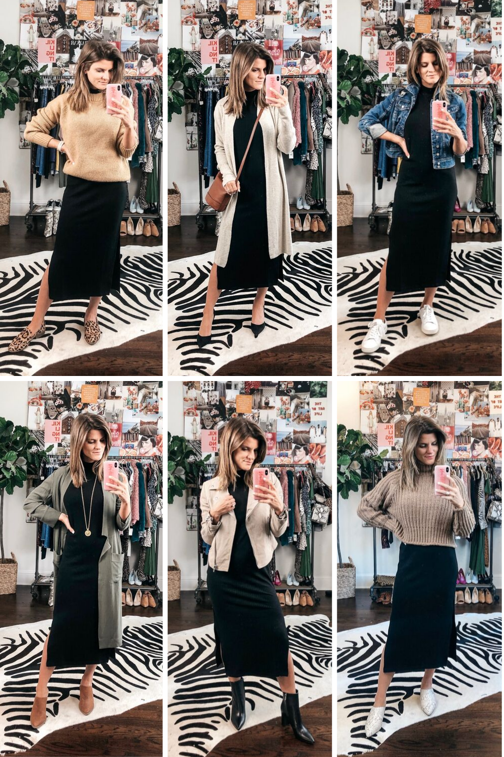 How To Style A Midi Dress In Winter Winter Dress Outfits Midi Dress Outfit Floral Midi Dress Outfit [ 1499 x 1000 Pixel ]