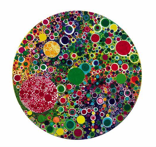 Macrocromia Lina Sinisterra Art Google Museum Of Contemporary